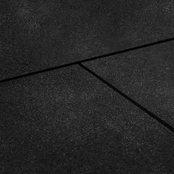 Lifespan Fitness Rubber Gym Floor Mat 15mm Set of 25